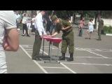 33 отряд специального назначения Пересвет присяга 23. 07. 2011