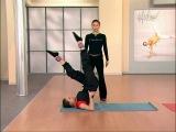 Фитнес со звездами - Ляйсан Утяшева (Упражнения на похудение) 7